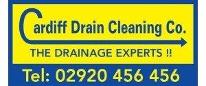 Cardiff Drain Cleaning Logo