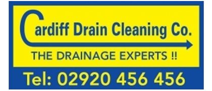Cardiff Drain Cleaning Logo
