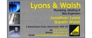 Lyons and Walsh