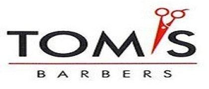 Tom's Hairdressers & Barbers 100 Club Member