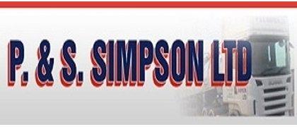 P S Simpson Haulage 100 Club Member