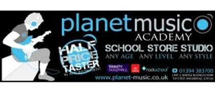 Planet Music Academy - School, Store, Studio.