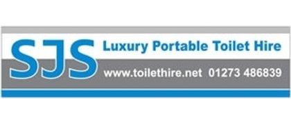 SJS Luxury Portable Toilet Hire