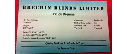 Brechin Blinds Limited