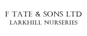 F Tate & Sons Ltd (Larkhill Nurseries)