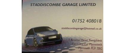 Staddiscombe Garage