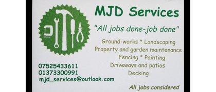 M J D Services