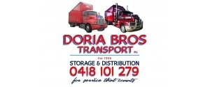 DORIA BROS TRANSPORT