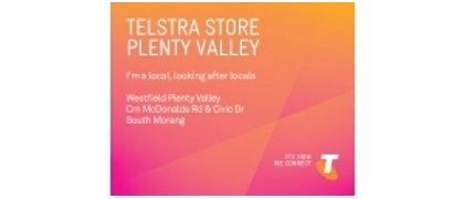 TELSTRA - PLENTY VALLEY