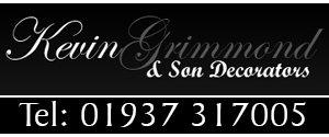 Kevin Grimmond & Son Decorators