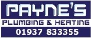 Payne's Plumbing & Heating