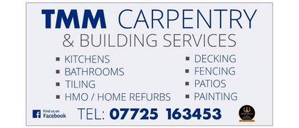 TMM Carpentry