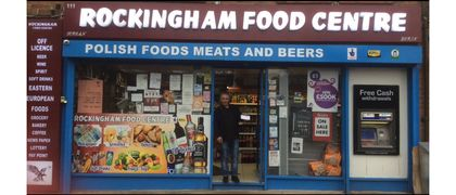 Rockingham Food Centre