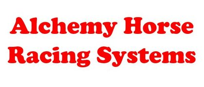 Alchemy Horse Racing Systems