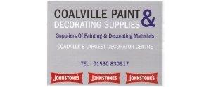 Coalville Paints