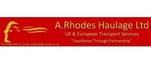 A Rhodes Haulage