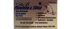 D B Plumbing & Tiling