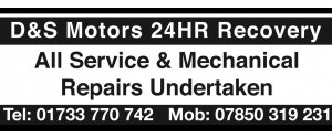 D&S Motors 24HR Recovery