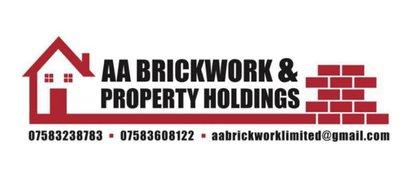 AA Brickwork & Property Ltd