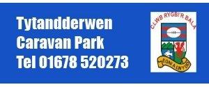 Tytandderwen Caravan Park