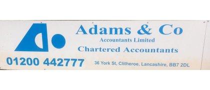 Adams & Co.