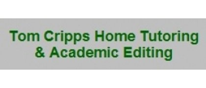 Tom Cripps Home Tutoring & Academic Editing