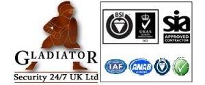 Gladiator Security 24/7 UK Ltd