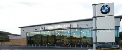 Allan Jefferies BMW Mottorrad