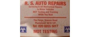 R.S. Auto Repairs