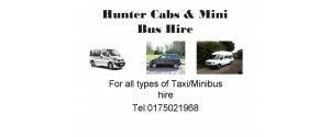Hunters Cabs &Mini Buses