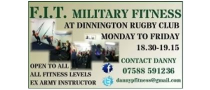 F.I.T Military Fitness