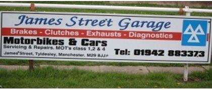 James Street Garage