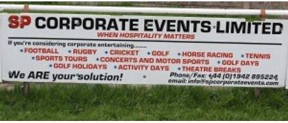 SP Corporate Events Ltd