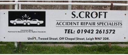 S Croft Accident Repair Solutions