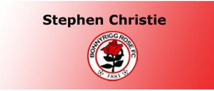 Stephen Christie