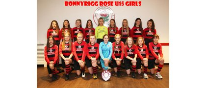 Bonnyrigg Rose U15 Girls