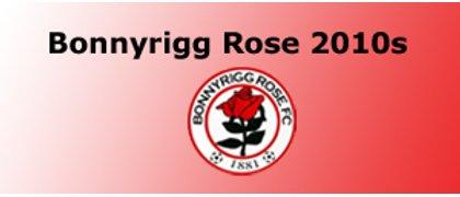 Bonnyrigg Rose 2010s
