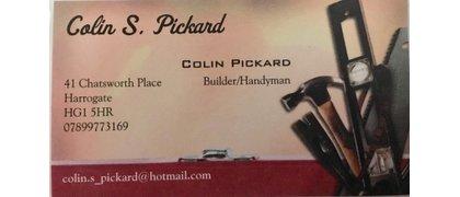 Colin S Pickard