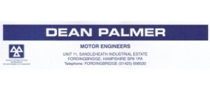 Dean Palmer Motor Engineers
