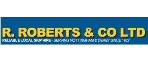 R Roberts & Co Ltd Skip Hire