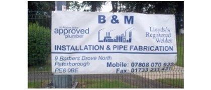 B&M Installations