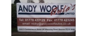 Andy Woolf Autos