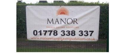 Manor Solar panels