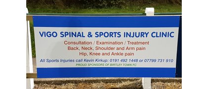 Vigo Spinal & Sports Injury Clinic