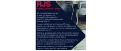 RJS Flooring Solutions