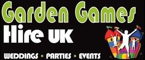 Garden Games Hire UK