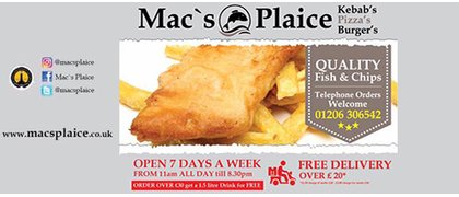 Mac's Plaice