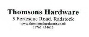 Thomson Hardware