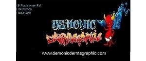 Demonic Dermagraphic