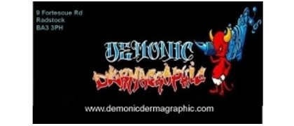Demonic Dermagraphic